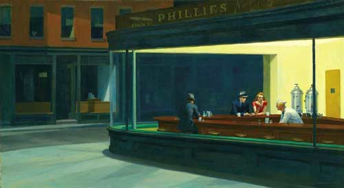 Signification Reve vitrine-hopper